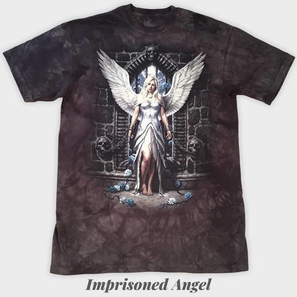 Imprisoned Angel Women's Fantasy Fairy T-Shirt